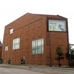 Murerservice Køge, Sjælland, Pelican bygning i Nordhavn