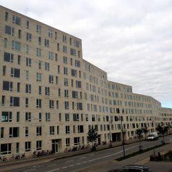 Murerservice Køge, Sjælland, artilleri-gården i København S