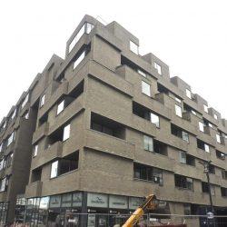 Murerservice Køge, Sjælland, bygning af amerika plads i Nordhavn