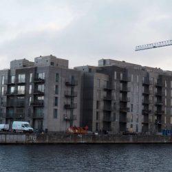 Murerservice Køge, Sjælland, Sundmolen i Nordhavn